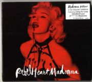 REBEL HEART - USA / ASIA (SUPER DELUXE EDITION)  2x CD ALBUM